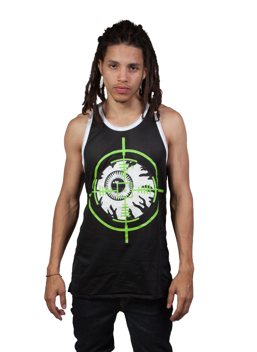 Dead Aim Basketball Jersey