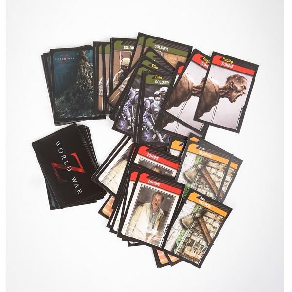 WWZ Card Game