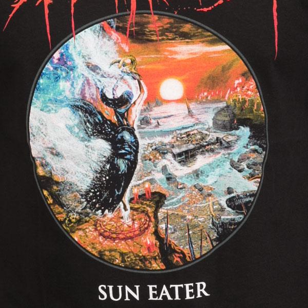 f8500980121ec3ef4829568097e7a8c3 Job For A Cowboy Demonocracy on vocalist tattoo, jon davy, members drummer, cd cover, death metal, album cover art, goat skull, john davy, death metal bands, imperium wolves shirt,