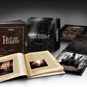 Pre-Order: The History of Heresy II (2009 - 2012)