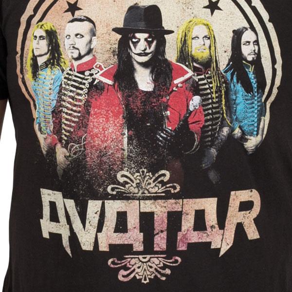 """Vulture Logo Avatar """"Band Phot..."""