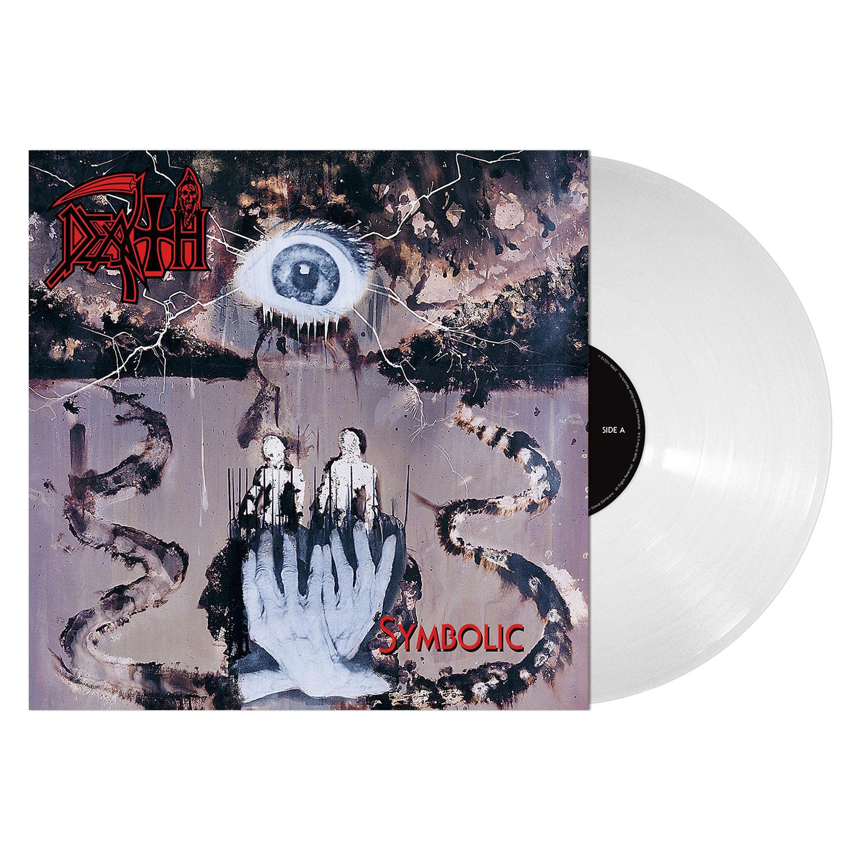 Death Symbolic 12 Metal Blade Records