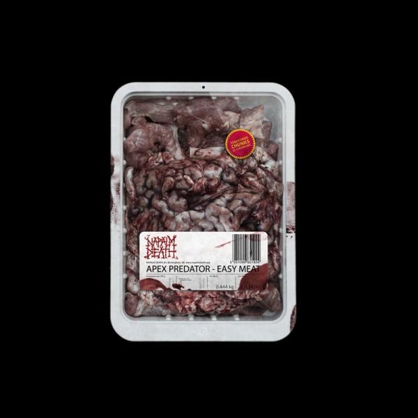 Napalm Death Quot Apex Predator Easy Meat Quot 12 Quot Indiemerchstore