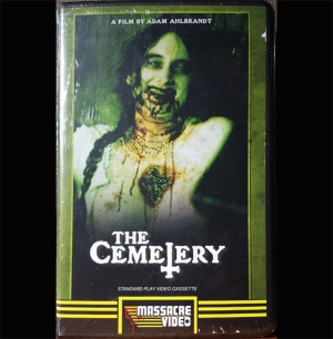 The Cemetery (Limited To 50) VHS **Last Available Copy**