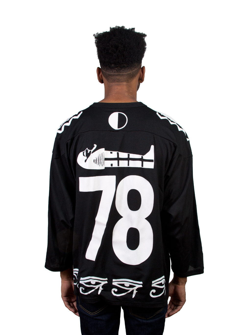 Memphis Afterlife Hockey Jersey