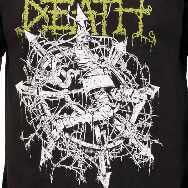 Napalm Death Quot Chaos Quot T Shirt Indiemerchstore