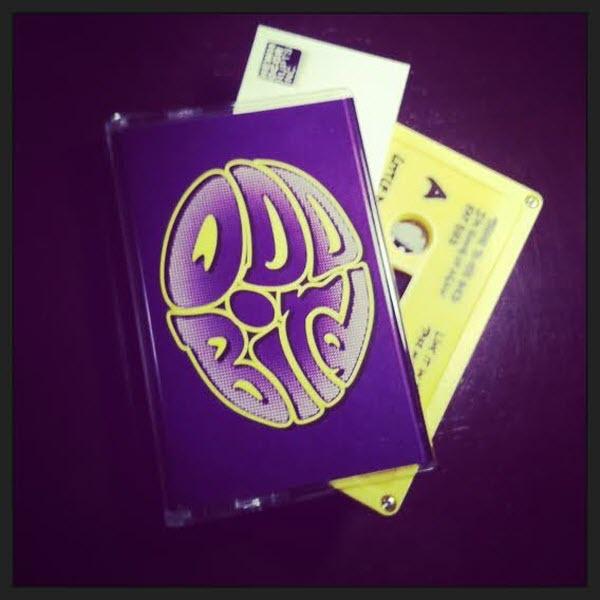 """Odd Bird"" Cassette / Dropcard"