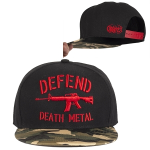 Defend Death Metal Camo