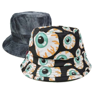 Crushed / Keep Watch Reversible Bucket