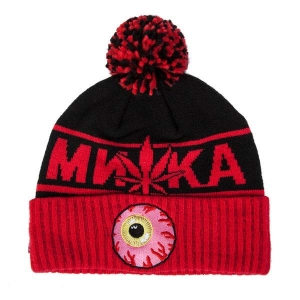 Sativa Keep Watch Pom Beanie