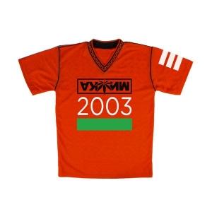 Cyrillic Rush Soccer Jersey