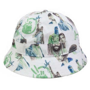 "Mishka x SSUR*PLUS ""Radicals"" Tennis Bucket"