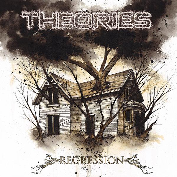 Theories Quot Regression Black Vinyl Quot 12 Quot Metal Blade Records