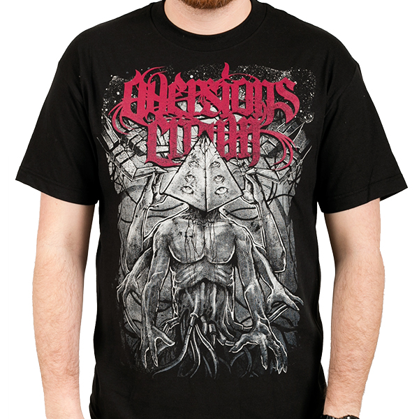Aversions Crown Quot Overseers Quot T Shirt Indiemerchstore