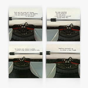 Typewriter Magnet Bundle
