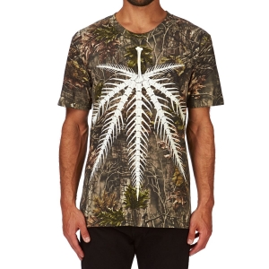 Bone Leaf GID Tee