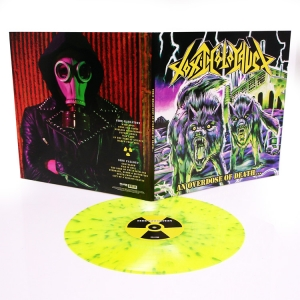 An Overdose Of Death *Yellow w/ Splatter* LTD to 666
