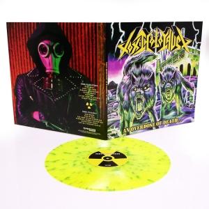 An Overdose Of Death *Yellow w/ Splatter* LTD to 666