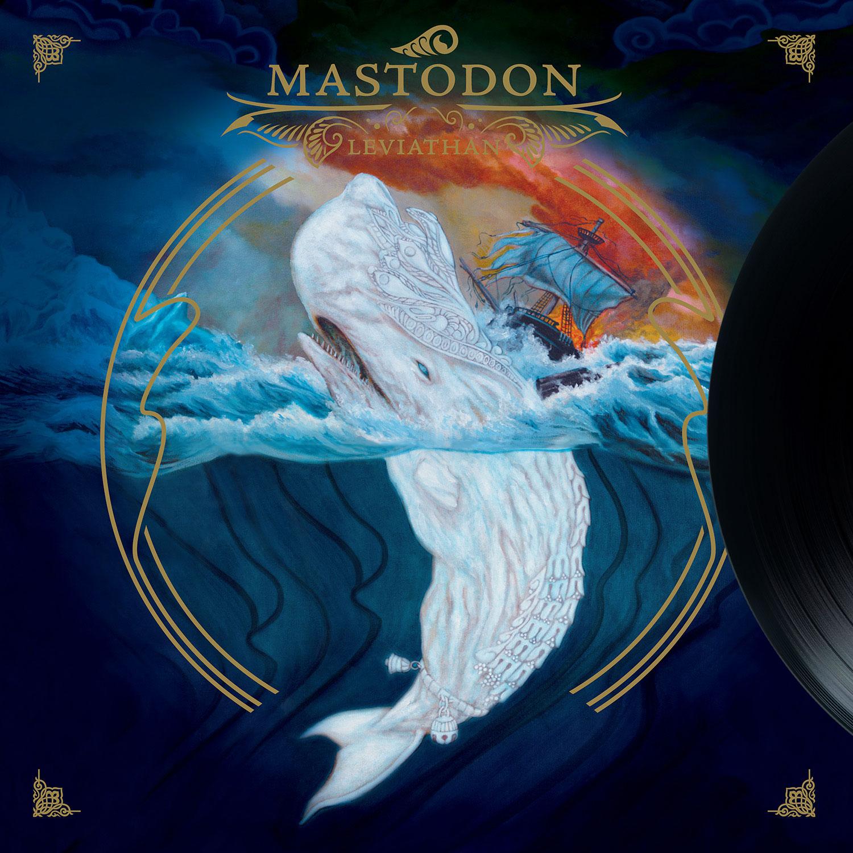 Mastodon Quot Leviathan Quot 12 Quot Relapse Records