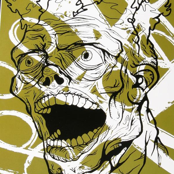 Psyopus Scissors 18 X 24 Poster