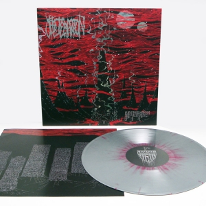 Black Death Horizon (Silver w/ Red Splatter) LTD to 300 *Mailorder Exclusive*