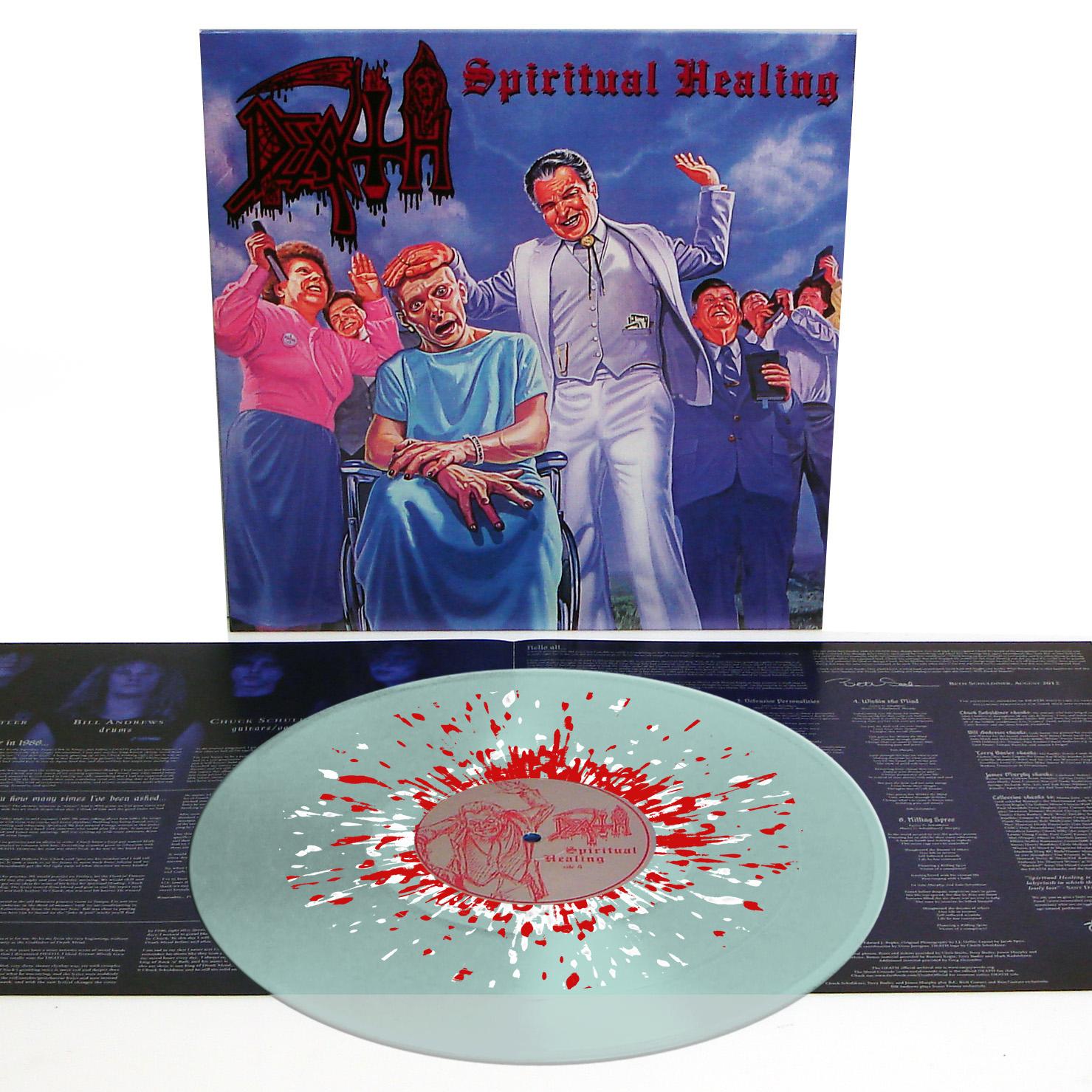 Spiritual Healing Reissue