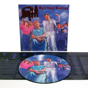 Spiritual Healing Reissue *Picture Disc* LTD to 1000 M/O Exclusive