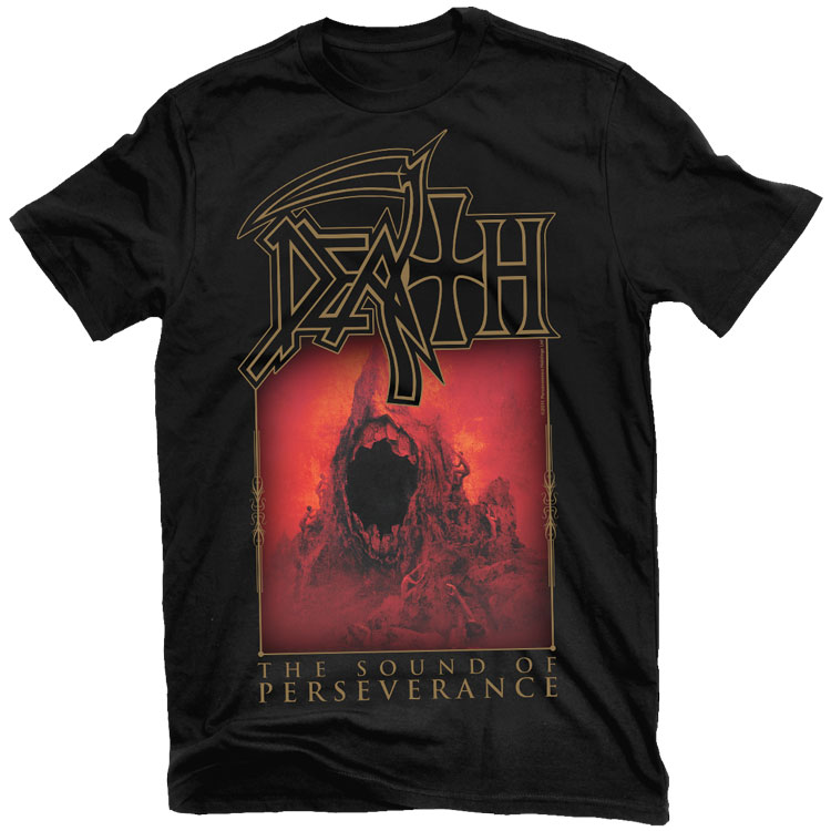 Gris Death The Sound of Perseverance Long Sleeve Shirt