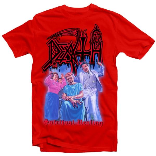 Spiritual Healing T Shirt
