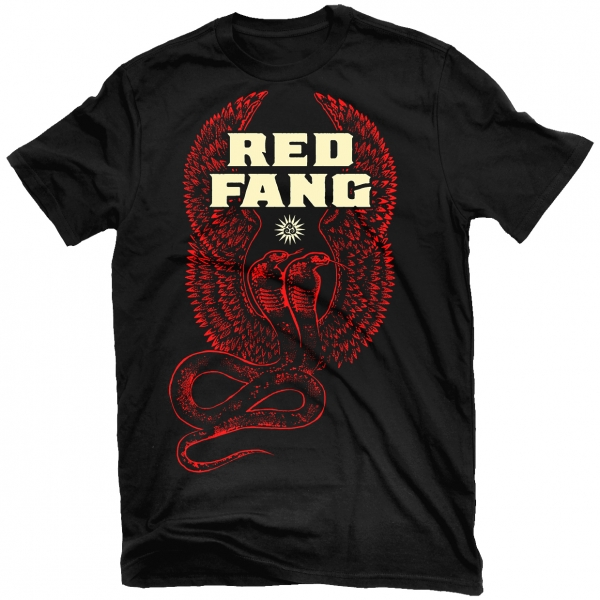 Red Fang Snake Eyes