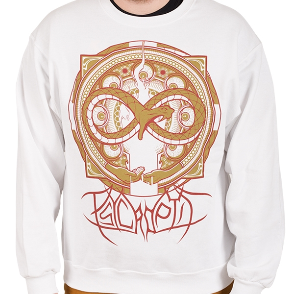 Album Cover Crewneck