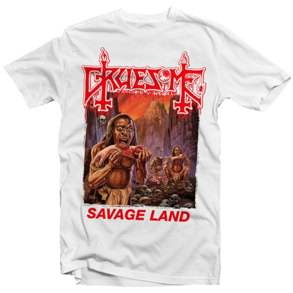 Savage Land (White)