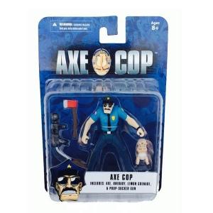 """Axe Cop 4"""" Figure"""