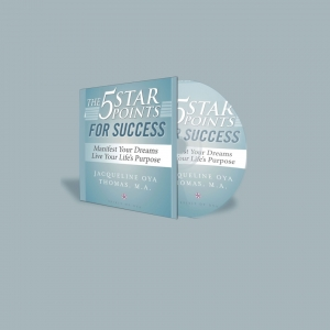THE 5 STAR POINTS FOR SUCCESS (AUDIO BOOK CD)
