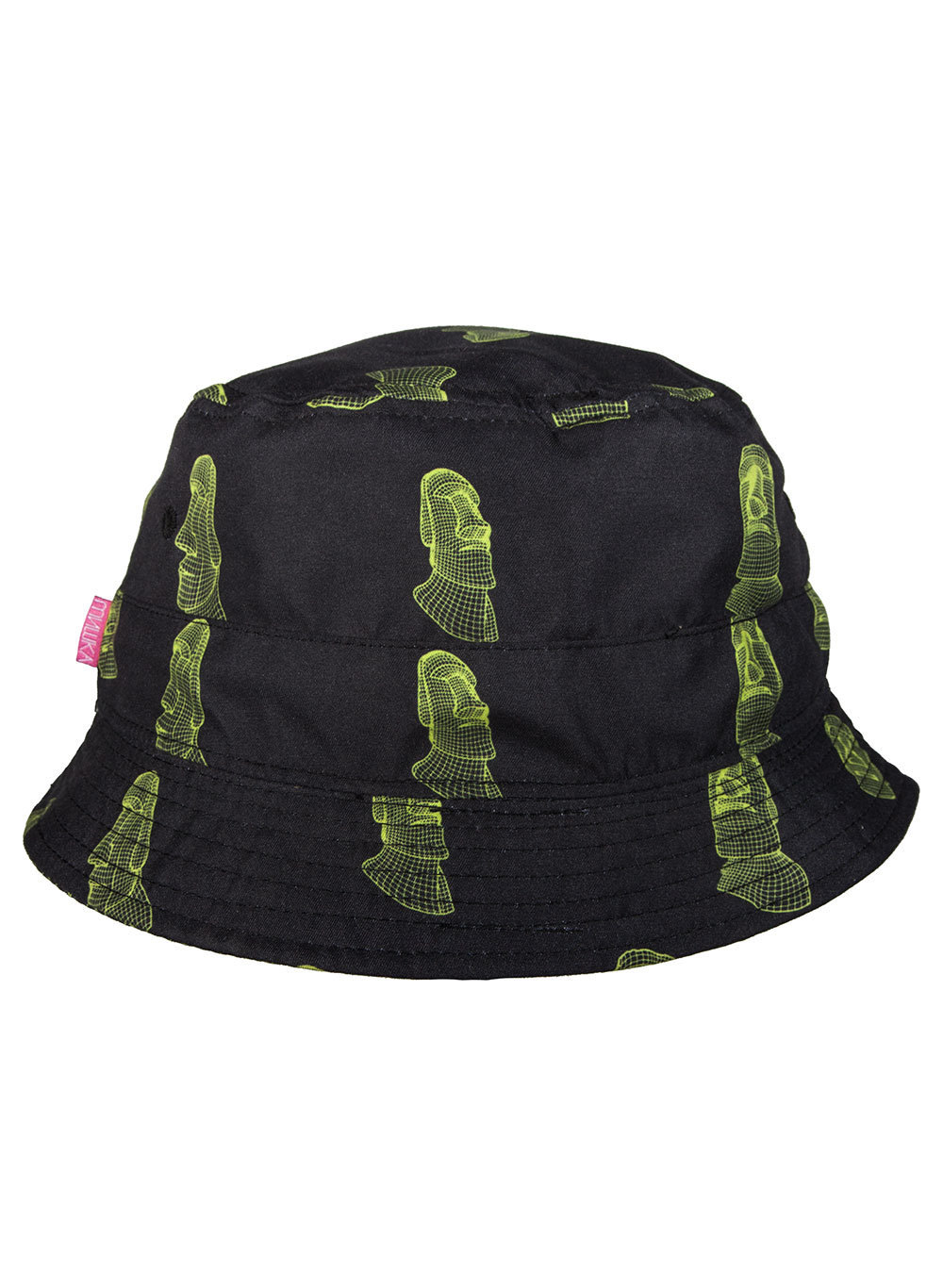 Monolithic Reversible Bucket Hat
