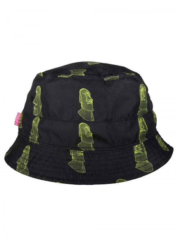 Monolithic Reversible Bucket Hat