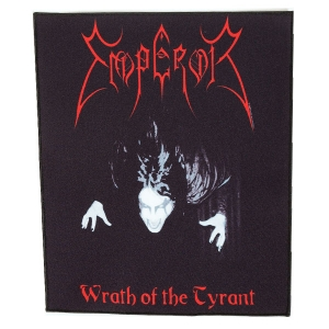 Wrath Of The Tyrant Back Patch