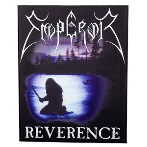 Reverence Back Patch