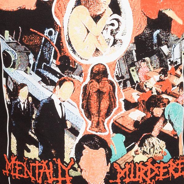 Mentally Murdered