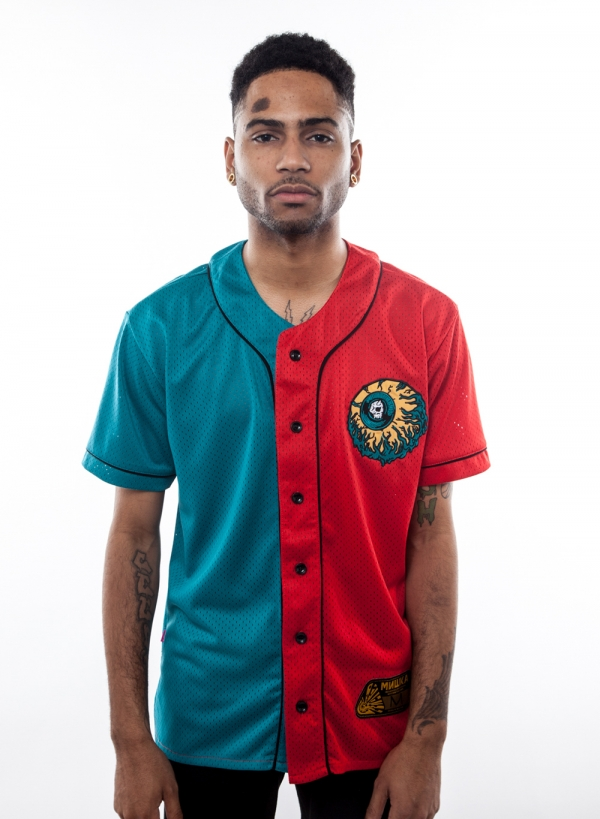 Lamour Grappler Baseball Jersey