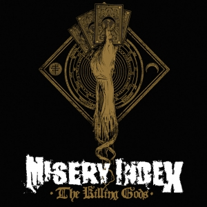 Misery Index - The Killing Gods Cassette