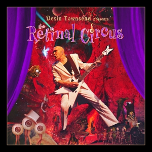 The Retinal Circus (Digipak)