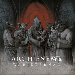 War Eternal (Deluxe Digipak w/sticker&patch)