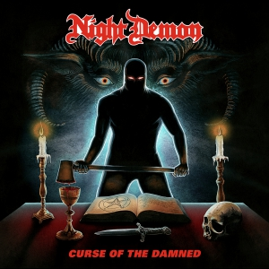 Curse of the Damned (Black LP)