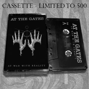 At War With Reality (Cassette)