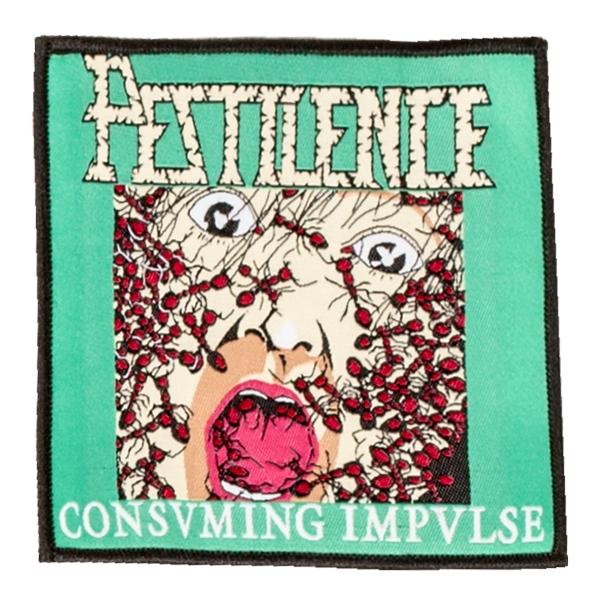 Pestilence Quot Consuming Impulse Quot Patch Indiemerchstore