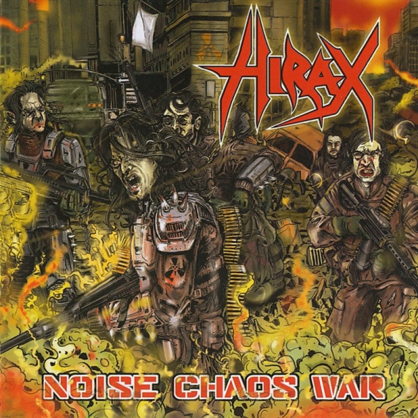 Noise*Chaos*War