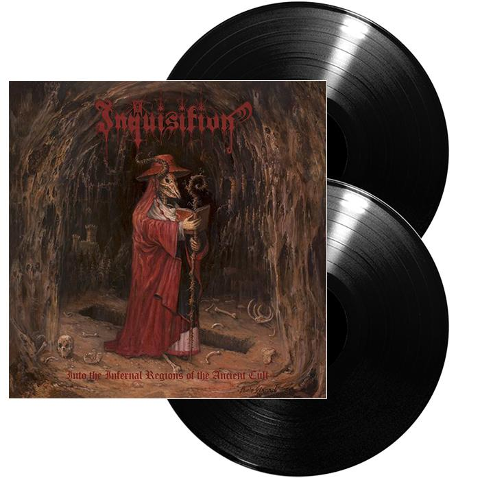 "Inquisition ""Into The Infernal Regions Of The Ancient Cult"
