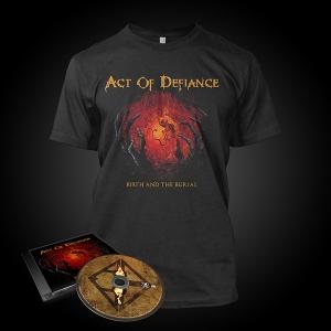 Pre-Order: CD/Tee Bundle