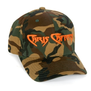 Camoflage Embroidered Flexfit